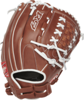 R9SB125-18DB RH - Rawlings R9 Series 12.5 inch Fastpitch Pitcher/Outfield Glove (LHT)