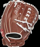 R9SB125-18DB - Rawlings R9 Series 12.5 inch Fastpitch Pitcher/Outfield Glove (RHT)