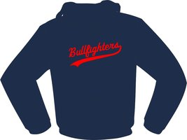 Bullfighters Hoodie Navy