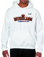 KingHoodie02W - Kingdom Team Hoodie 'Kingdom White'