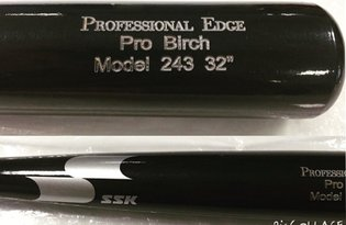 SSK BIRCH Wood Bat