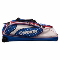 WOWHBG-17-RWB -Worth Wheeled Honkbal of Softbal Tas