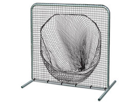 NB177 - Champro 7'x7' Sock Net Screen