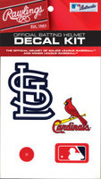 MLBDC - Rawlings MLB Helm Sticker Kit