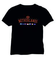 Kingdom Team T-Shirt Black