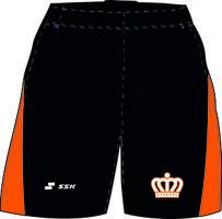 KingBP033 - Kingdom Team Short Black