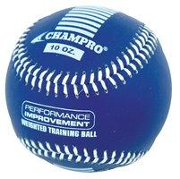 CBB710CS - Weighted Training Baseball