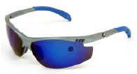 RY 109 GRY BLU - Rawlings Youth Sunglasses