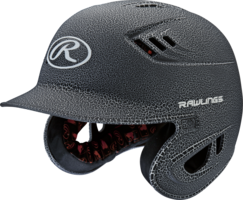 R16RJ - Rawlings Junior R16 Series Crackle Helmet