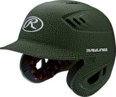 Rawlings Senior R16 Series Crackle Helmet