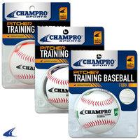 CBB82 - Champro Pitcher Training Baseball