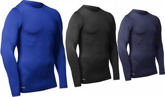 CJ3 - Champro Long Sleeve Compression Shirt