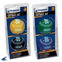 CSB7 - Champro Weighted Training Softball Set