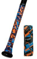 V100 9 - Vulcan Bat Grip Fire & Ice
