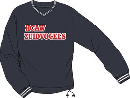 HCAW Zuidvogels Windbreker