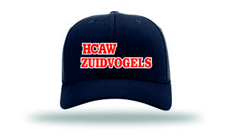 H.C.A.W. Zuidvogels Richardson Surge Adjustable Strapback Cap