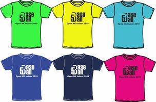 Dry Gear Baseball 5 T-shirt