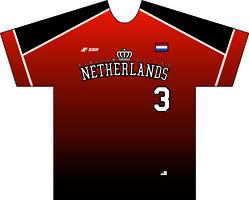 BP 2019 Nieuwe BP shirt inclusief eigen naam en nummer