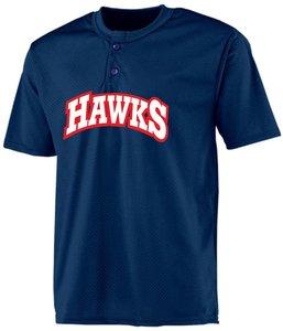 Hawks BP Jersey Mesh navy