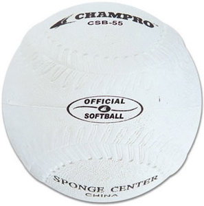 CSB50/55 - Champro Indoor/outdoor training softbal
