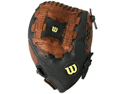 "A2443 - Wilson 12½"" Leather Palm Glove"
