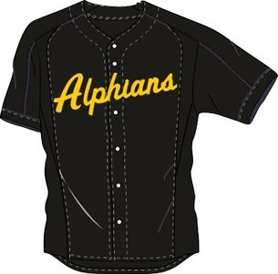 Alphians Jersey