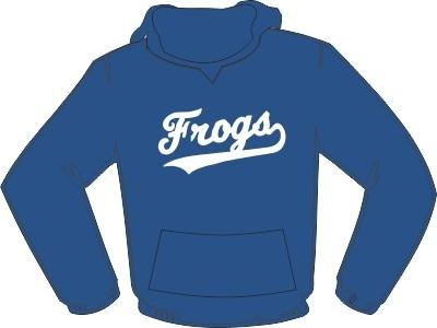 Odiz Frogs Hoodie