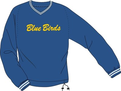 Blue Birds Windbreker