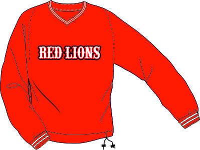 Red Lions Windbreker
