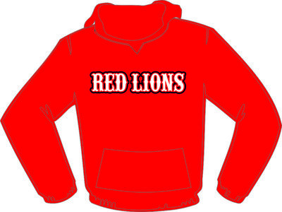 Red Lions Hoodie