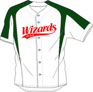 Wizards of Boz Jersey