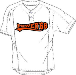 Power '66 BP Jersey Mesh