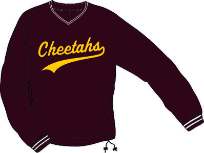Cheetahs Windbreker