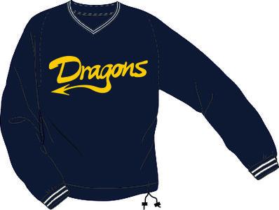 Houten Dragons Windbreker