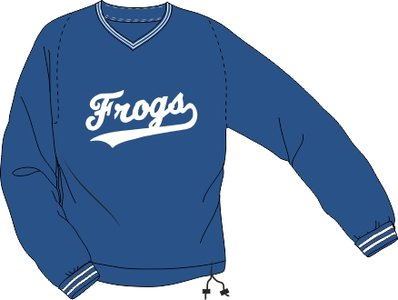 Odiz Frogs Windbreker