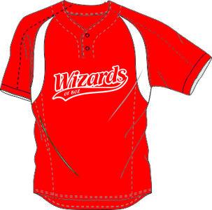 Wizards of Boz Practice Jersey