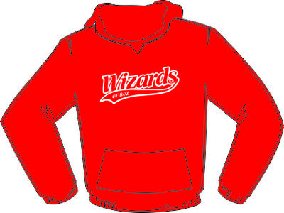 Wizards of Boz Hoodie
