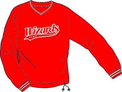 Wizards of Boz Windbreker