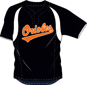 Orioles Practice Jersey