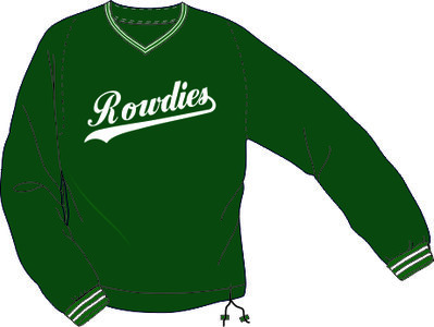 Ridderkerk Rowdies Windbreker