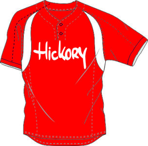 Hickory Practice Jersey