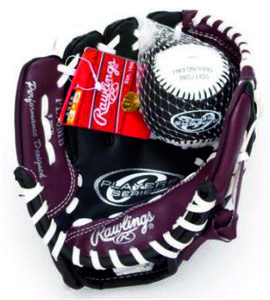 "PL90MB - Rawlings Players Series 9"" Jeugd Honkbal Handschoen"