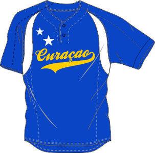 Curaçao BP Jersey
