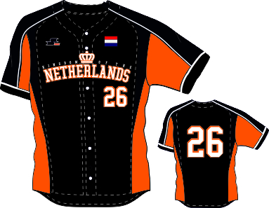 Kingdom Team Game Jersey Black