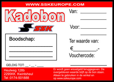 Kadobon SSK
