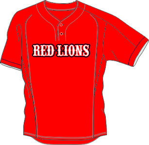 Red Lions BP Jersey Mesh