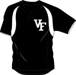 Vennep Flyers Practice Jersey