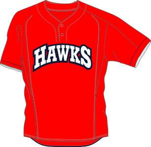 Hawks BP Jersey Mesh