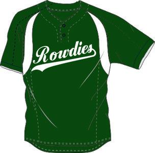 Ridderkerk Rowdies Practice Jersey