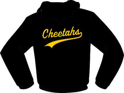 Cheetahs Hoodie